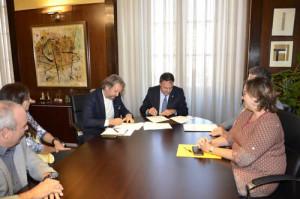 20161004 conveni Rotary Club Manresa-Bages